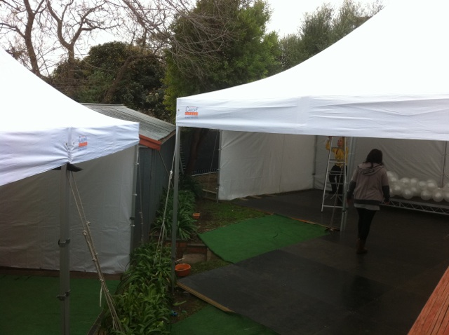 3m X 6m Pop Up Marquee